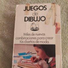 Giochi antichi: DISEÑO DE MODA GEYPER. Lote 218525960