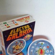 Juegos antiguos: ELECTRO GALAXIA JUEGO A PILAS.CONGOST 1981.SIN USO,EN CAJA.NO FUNCIONA.. Lote 219191135