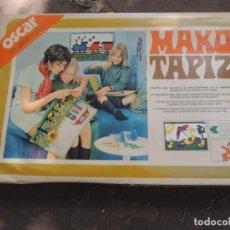Juegos antiguos: JUGUETE MAKO TAPIZ - 1973. Lote 220374713