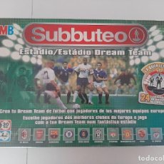 Juegos antiguos: SUBUTEO ESTADIO DREAM TEAM. Lote 221525783