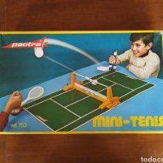 Giochi antichi: JUEGO ANTIGUO. MINI-TENIS PACTRA. REF.753. MADE IN SPAIN.. Lote 221786630