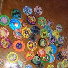 Juegos antiguos: GRAN LOTE 59,JUEGO DE TAZOS DIFERENTES, VER FOTOS, IDEAL COLECCIONISTA. Lote 223561471