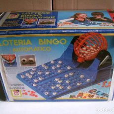 Juegos antiguos: JUGUETE BINGO. Lote 223629146
