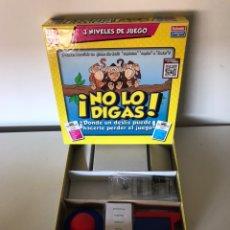 Juegos antiguos: NO LO DIGAS. Lote 226219435