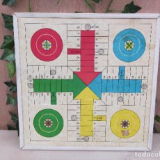 Giochi antichi: TABLERO OCA PARCHIS. Lote 226780645