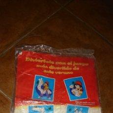 Juegos antiguos: ORIGINAL, JUEGO DE LA MARCA COCA-COLA, SIN ABRIR. Lote 228037295