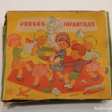 Juegos antiguos: JUEGOS INFANTILES SERIE A MODELO 33 (191). Lote 228918820