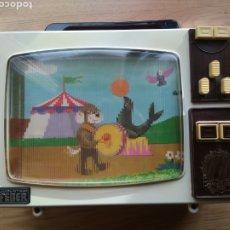 Juegos antiguos: TELEVISION /TELEVISOR FEBER POCOS AÑOS MUSICAL. Lote 230036770