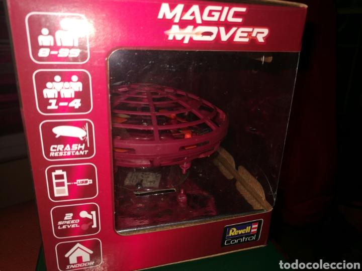 Juegos antiguos: DRON MAGIC MOVER REVELL CONTROL - Foto 2 - 231656395