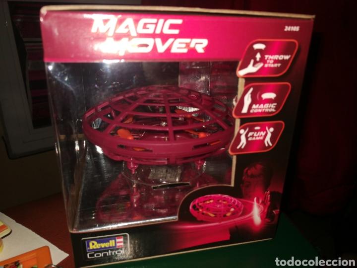 Juegos antiguos: DRON MAGIC MOVER REVELL CONTROL - Foto 4 - 231656395
