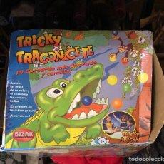 Juegos antiguos: ANTIGUO JUEGO TRIKI TRAGONCETE. Lote 232587505