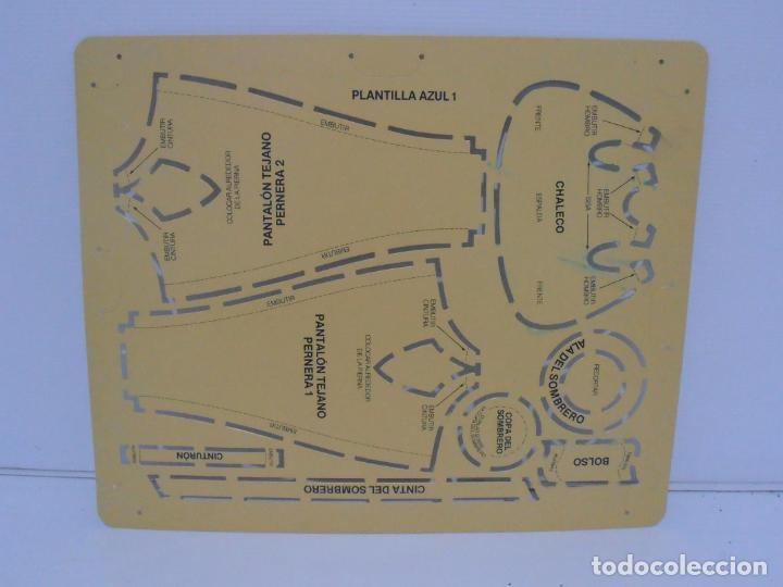 Juegos antiguos: JUEGO CREO MI MODA, BREKAR, AÑOS 70, COMPLETO CON SOMBRERO Y CASI SIN JUGAR - Foto 7 - 232787981