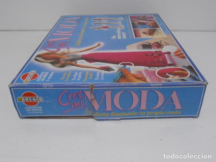 Juegos antiguos: JUEGO CREO MI MODA, BREKAR, AÑOS 70, COMPLETO CON SOMBRERO Y CASI SIN JUGAR - Foto 14 - 232787981