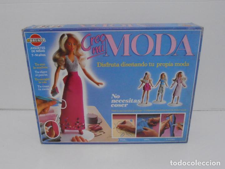 Juegos antiguos: JUEGO CREO MI MODA, BREKAR, AÑOS 70, COMPLETO CON SOMBRERO Y CASI SIN JUGAR - Foto 15 - 232787981
