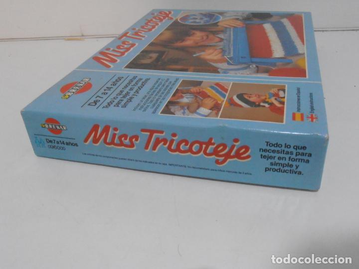 Juegos antiguos: JUEGO MISS TRICOTAJE, BREKAR, COMPLETO CASI SIN JUGAR, AÑOS 70 - Foto 4 - 232791405