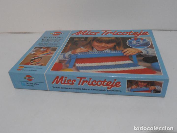 Juegos antiguos: JUEGO MISS TRICOTAJE, BREKAR, COMPLETO CASI SIN JUGAR, AÑOS 70 - Foto 5 - 232791405