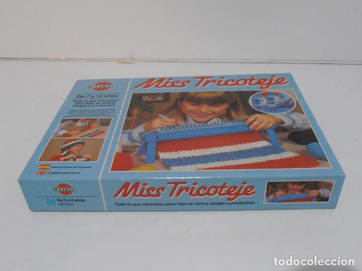 Juegos antiguos: JUEGO MISS TRICOTAJE, BREKAR, COMPLETO CASI SIN JUGAR, AÑOS 70 - Foto 8 - 232791405