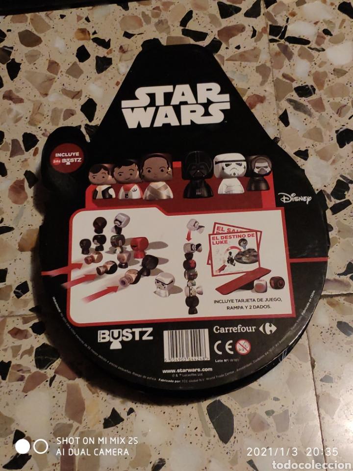 Juegos antiguos: JUEGO DE MESA STARS WARS (BUSTZ) - Foto 2 - 233024595