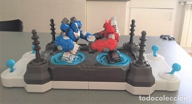 JUGUETE ROBOT DE COMBATE PK. 2 JUGADORES (Juguetes - Juegos - Otros)