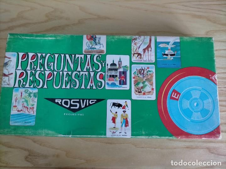 Preguntas Y Respuestas Juego De Mesa Anos Seten Comprar Juegos Antiguos Variados En Todocoleccion 234335210