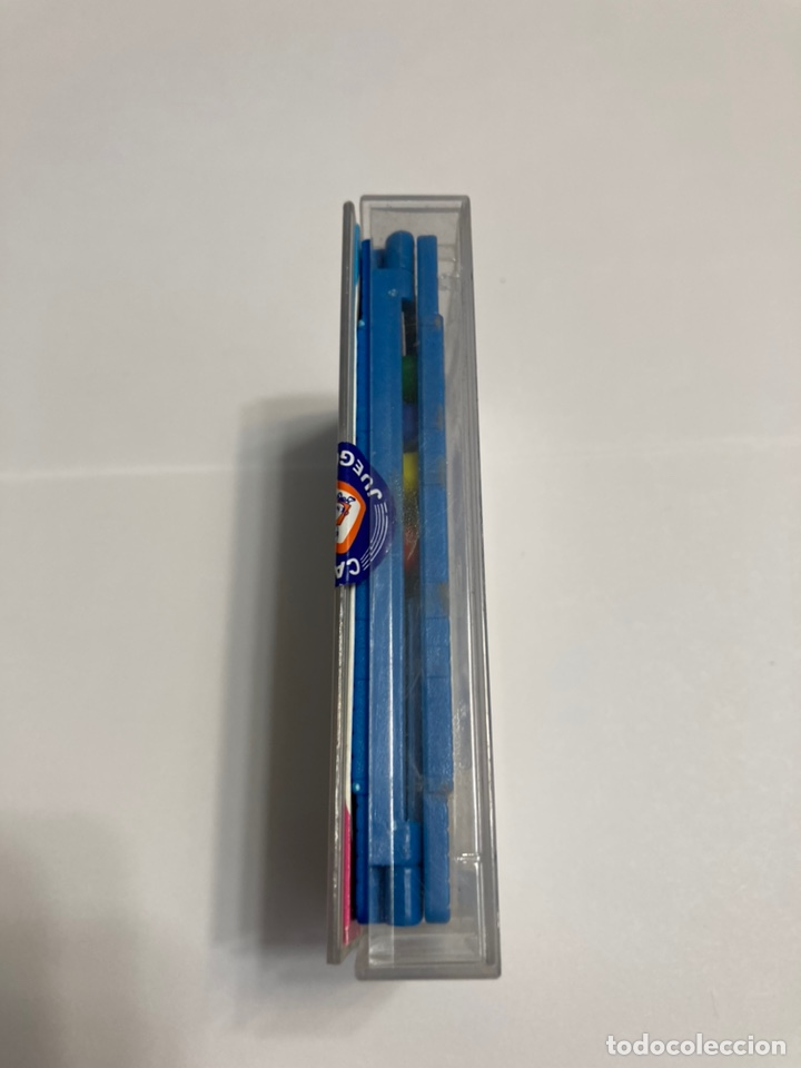 Juegos antiguos: Cassete Juego magnetico ,La escalera , CJ-11 Chicos,cinta, magnetico Juego,de viaje.feber - Foto 2 - 176607873