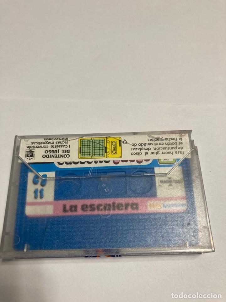Juegos antiguos: Cassete Juego magnetico ,La escalera , CJ-11 Chicos,cinta, magnetico Juego,de viaje.feber - Foto 11 - 176607873
