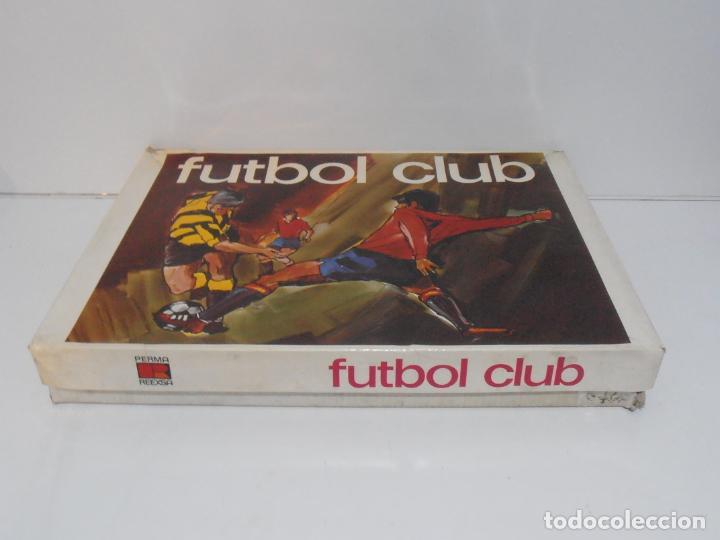 Juegos antiguos: JUEGO FUTBOL CLUB, PERMA REEXSA, AÑOS 70 MADE IN SPAIN - Foto 6 - 236429515