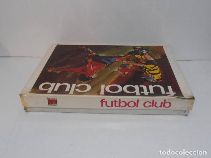 Juegos antiguos: JUEGO FUTBOL CLUB, PERMA REEXSA, AÑOS 70 MADE IN SPAIN - Foto 7 - 236429515