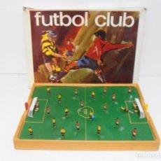 Juegos antiguos: JUEGO FUTBOL CLUB, PERMA REEXSA, AÑOS 70 MADE IN SPAIN. Lote 236429515