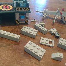 Juegos antiguos: LOTE 12,PIEZAS DE CONSTRUCCIÓN, MICRO MACHINES GALOOB 1990,MEGA BLOKS, VER FOTOS. Lote 238760660