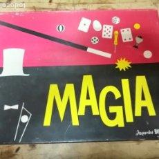 Juegos antiguos: JUEGO MAGIA BORRÁS Nº 0, MUY BUEN ESTADO DE CONSERVACIÓN. Lote 241063950