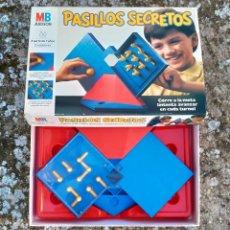 Juegos antiguos: JUEGO MB PASILLOS SECRETOS. Lote 241113675