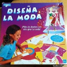 Juegos antiguos: DISEÑA LA MODA HASBRO 1997. Lote 243638790