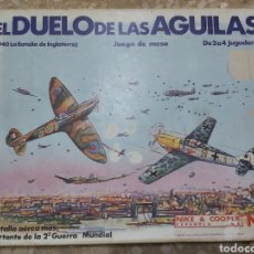 Jogos antigos: EL DUELO DE LAS ÁGUILAS. JUEGO NAC DE LOS 80.. Lote 244499000