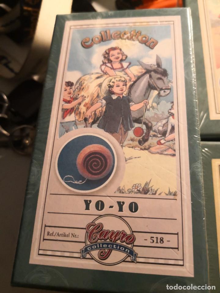 Juegos antiguos: Pack de 4 juegos coleccionables. Collection MIKADO. REPRODUCCIÓN DE JUEHOS AÑOS 20. Nuevos sin abrir - Foto 2 - 245498940