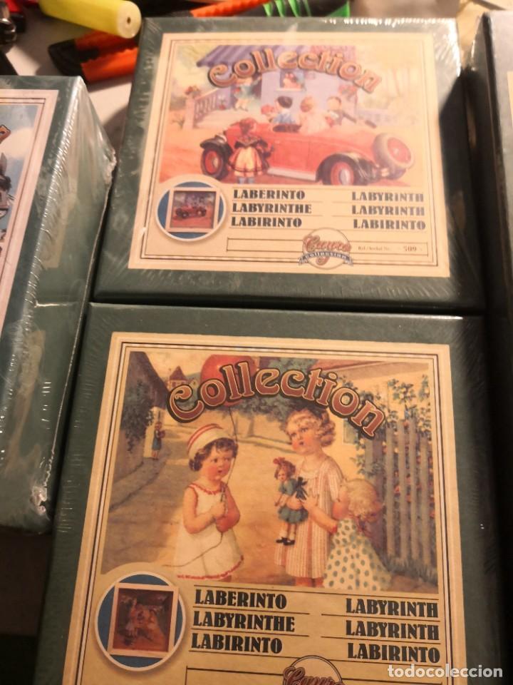 Juegos antiguos: Pack de 4 juegos coleccionables. Collection MIKADO. REPRODUCCIÓN DE JUEHOS AÑOS 20. Nuevos sin abrir - Foto 3 - 245498940