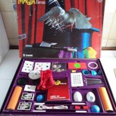 Juegos antiguos: MAGIA BORRAS 6 (75 TRUCOS). Lote 245520740