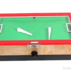 Juegos antiguos: ANTIGUO FUTBOLIN DE SOBREMESA -AÑOS 70 -. Lote 247927905
