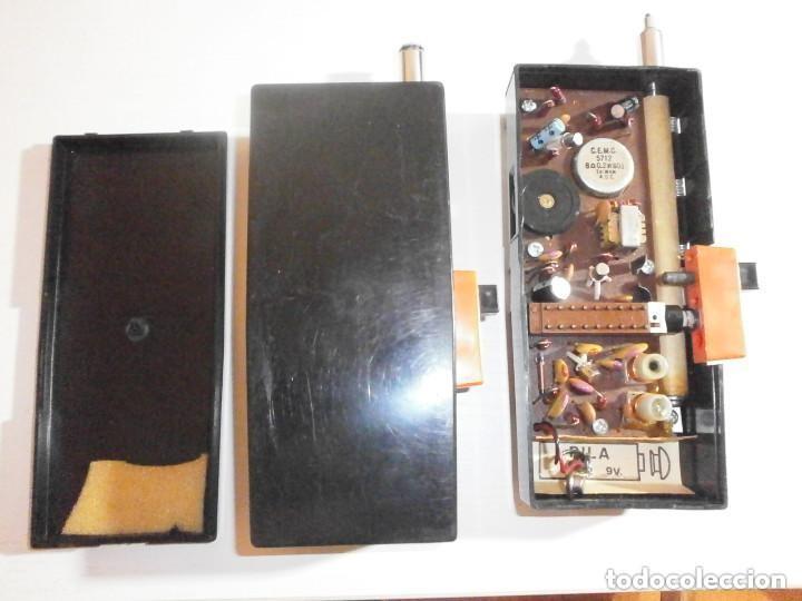 Juegos antiguos: Pareja de Walkie Talkie años 80. - Foto 3 - 248074310