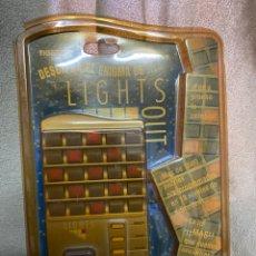 Juegos antiguos: JUEGO ELECTRÓNICO DESCIFRA EL ENIGMA TIGER BIZAK AÑOS 80/90. Lote 253901610