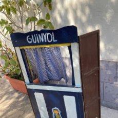 Juegos antiguos: ANTIGUO JUGUETE DE GUINYOL!MADERA!. Lote 254410205