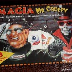 Juegos antiguos: JUEGO LA MAGIA DE MR. CREEPY. Lote 262465815