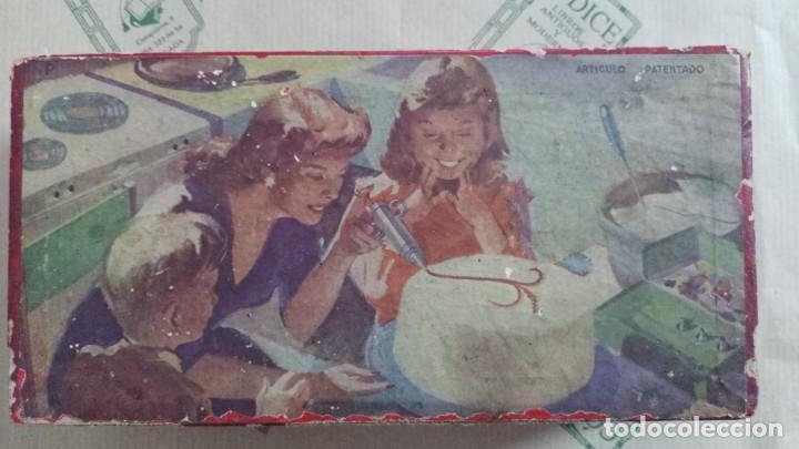 Juegos antiguos: MANGA PASTELERA, Años 50? - Foto 4 - 268586229
