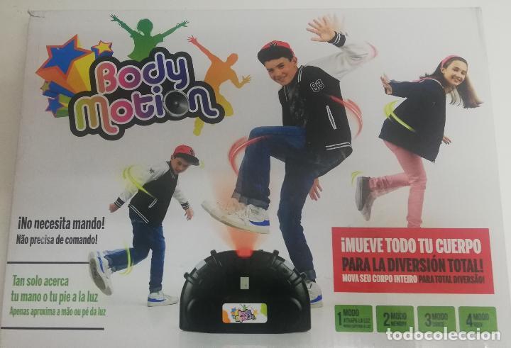 BODY MOTION - BIZAK - MUEVE TODO TU CUERPO (Juguetes - Juegos - Otros)