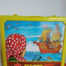 Jeux Anciens: JUEGO PIRATA BOOM A PILAS.CONGOST 1981.SIN USO,COMPLETO.NO FUNCIONA.. Lote 270205138