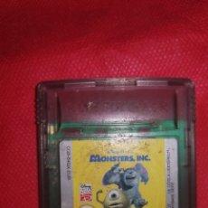 Juegos antiguos: JUEGO DE MONSTERS, INC.. Lote 270206653