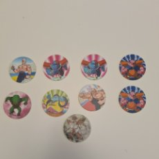 Juegos antiguos: LOTE DE DRAGON BALL TAZO. Lote 270391623