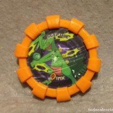 Juegos antiguos: TAZO BOINX POKEMON NINTENDO - Nº 1 . * SCEPTILE * - TAZOS CHEETOS CHIPICAO AÑO 2007 - BUEN ESTADO.. Lote 271458088