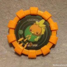 Juegos antiguos: TAZO BOINX POKEMON NINTENDO - Nº 23 . * TORCHIC * - TAZOS CHEETOS CHIPICAO AÑO 2007 - BUEN ESTADO.. Lote 271459363
