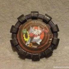 Juegos antiguos: TAZO BOINX POKEMON NINTENDO - Nº 52 . * ZANGOOSE * - TAZOS CHEETOS CHIPICAO AÑO 2007 - BUEN ESTADO.. Lote 271459573